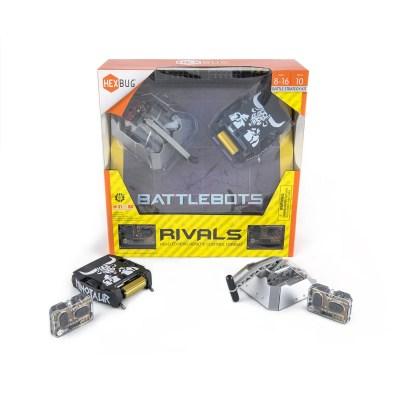 battlebots rivals