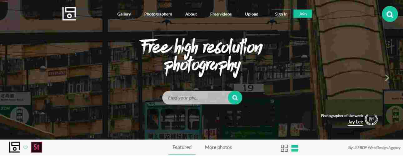 Life Of Pix: Free high resolution photography