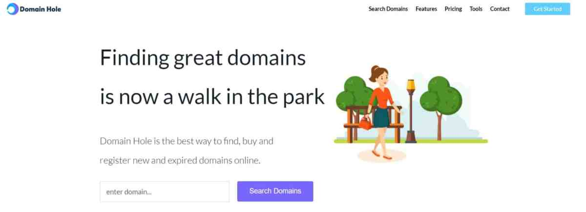 Domain Hole: Domain name Search Registration Check Expired Domains Buy Online