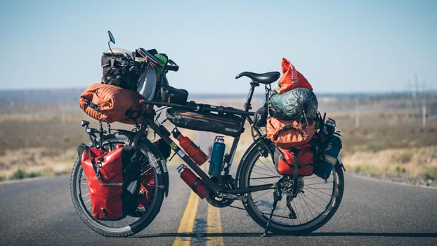 HEY BRO - Argentine - Vélo de Guillaume 2019