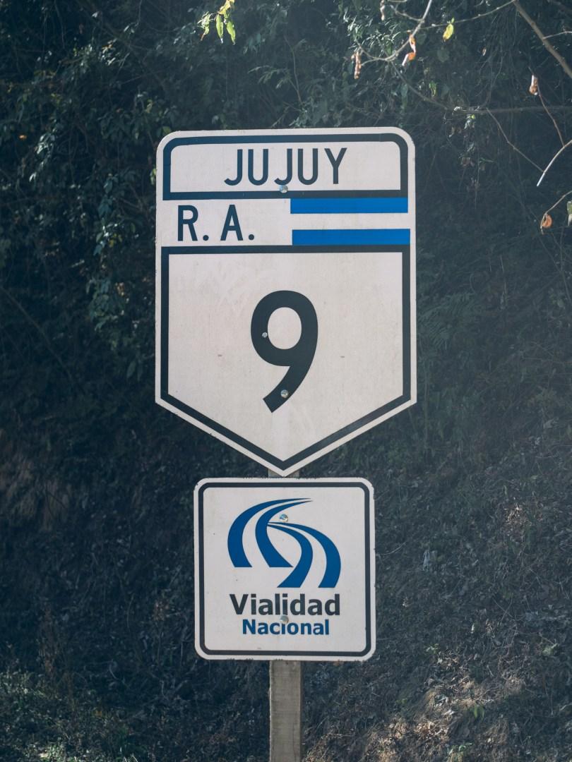 La Ruta 9