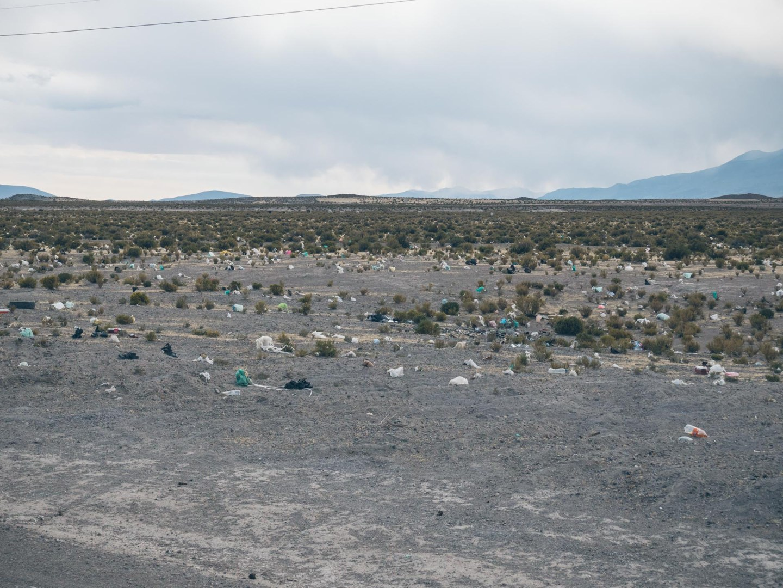 Les déchets sont un vrai soucis