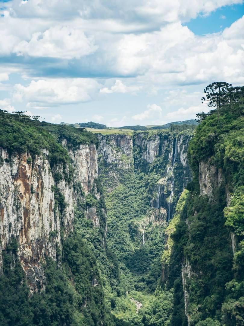 Canyon d'Itaimbezinho 3
