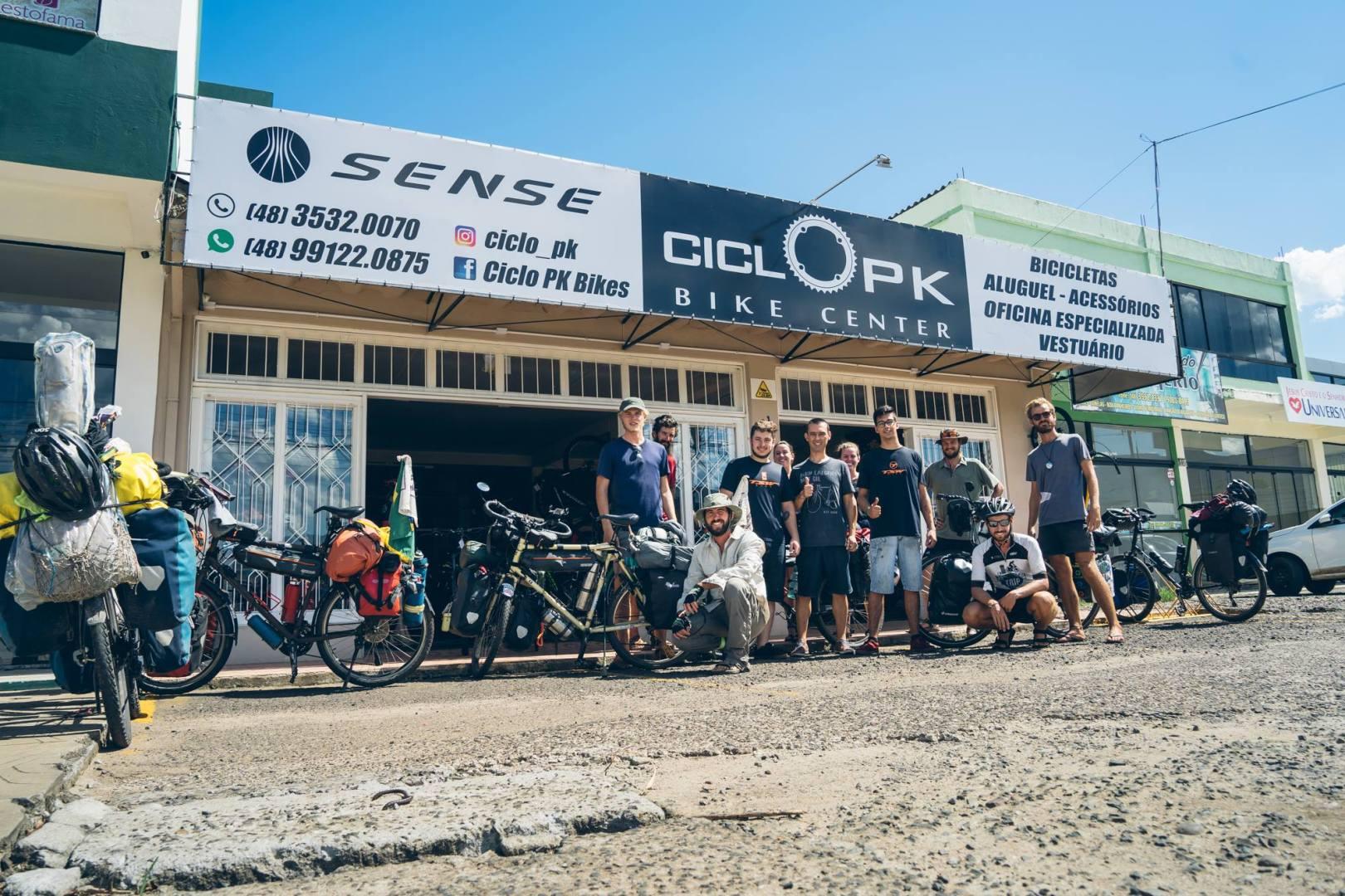 Ciclo PK un magasin qui a pu nous aider