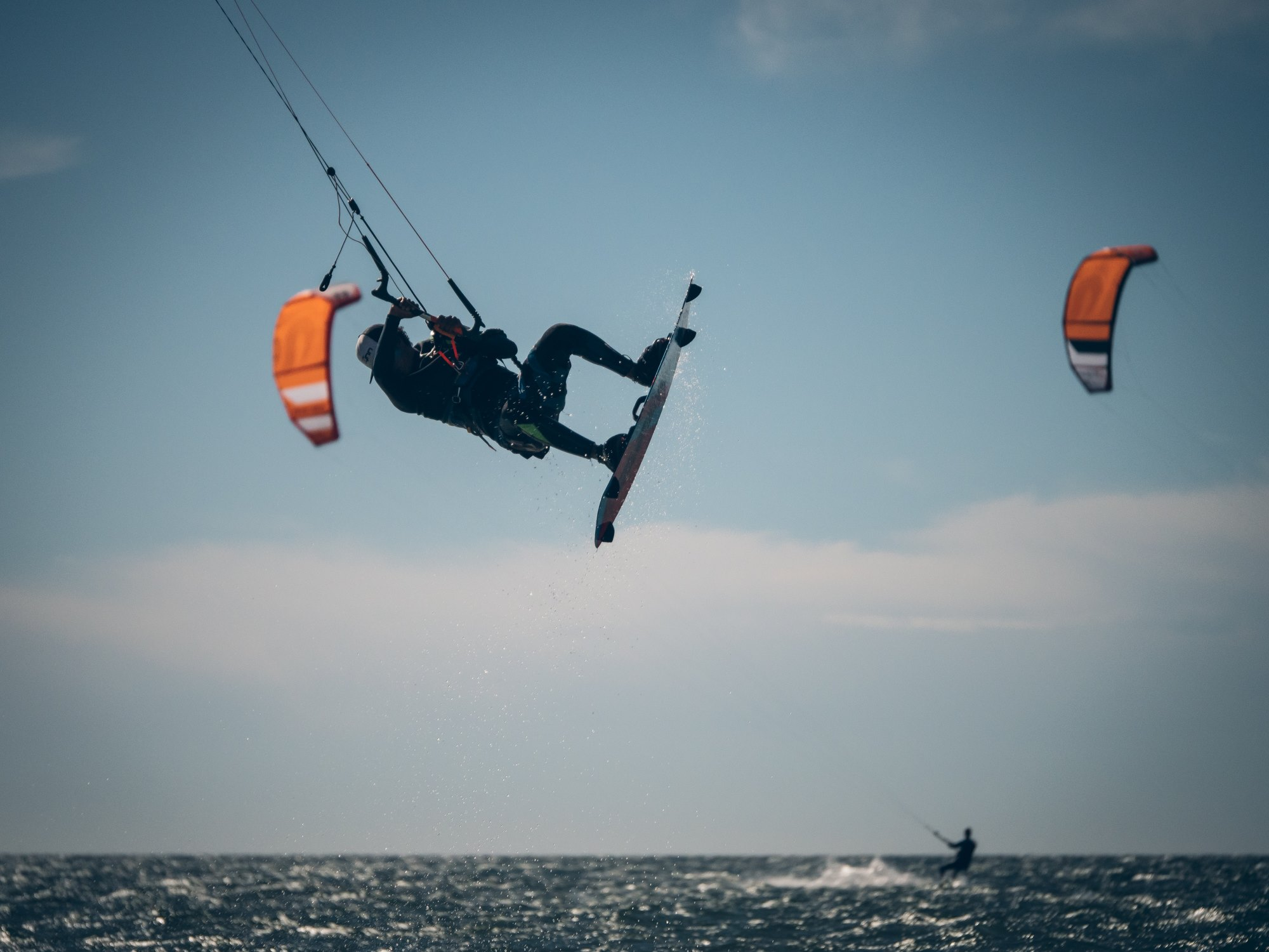 Kitesurf à Dakhla