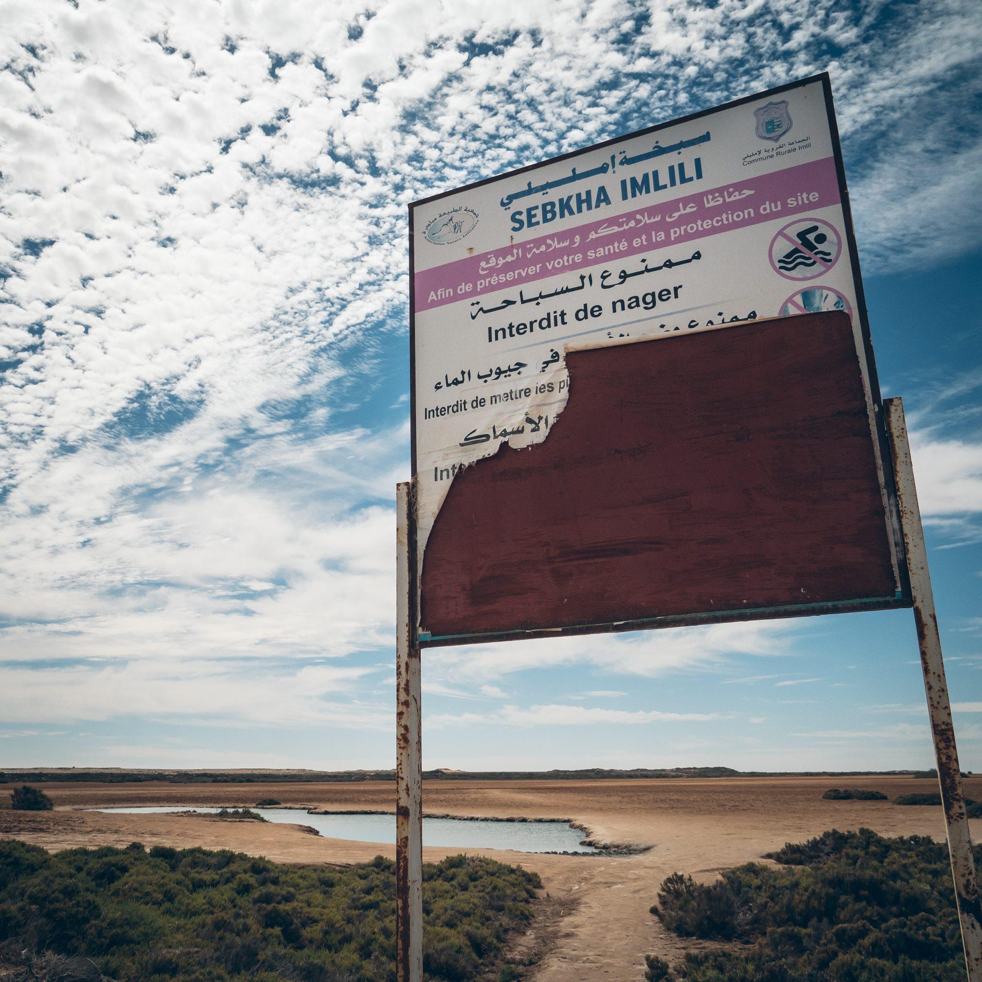 Imlili un endroit magique en plein désert