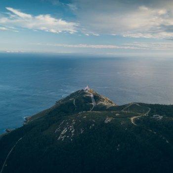 Le phare de Fisterra