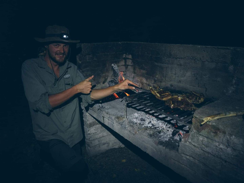 Dernier barbecue en Uruguay