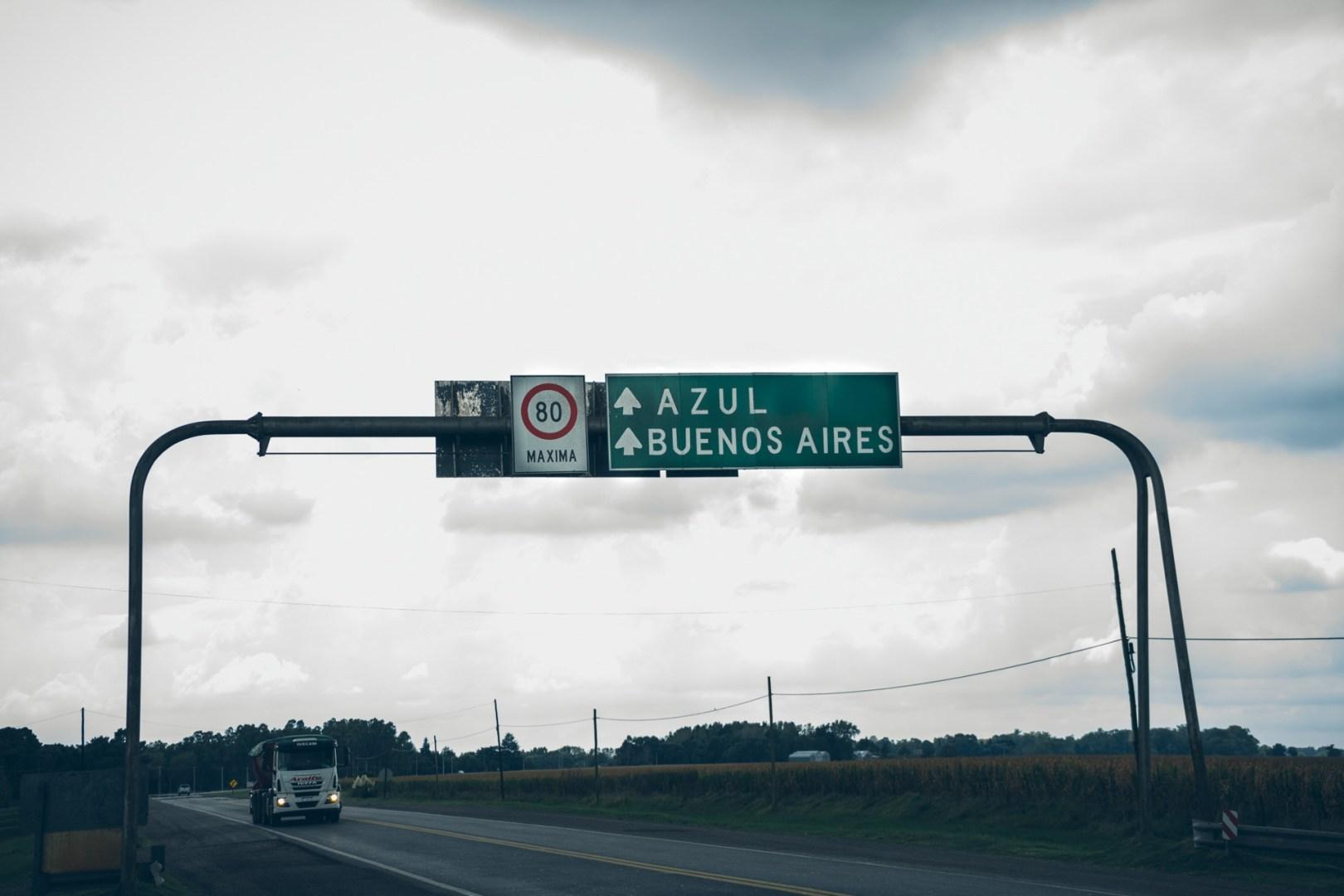 Ruta 3 - Un route dangereuse