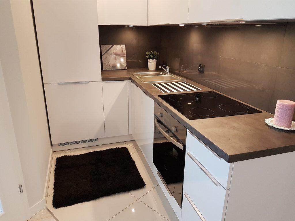cuisine dans un petit espace