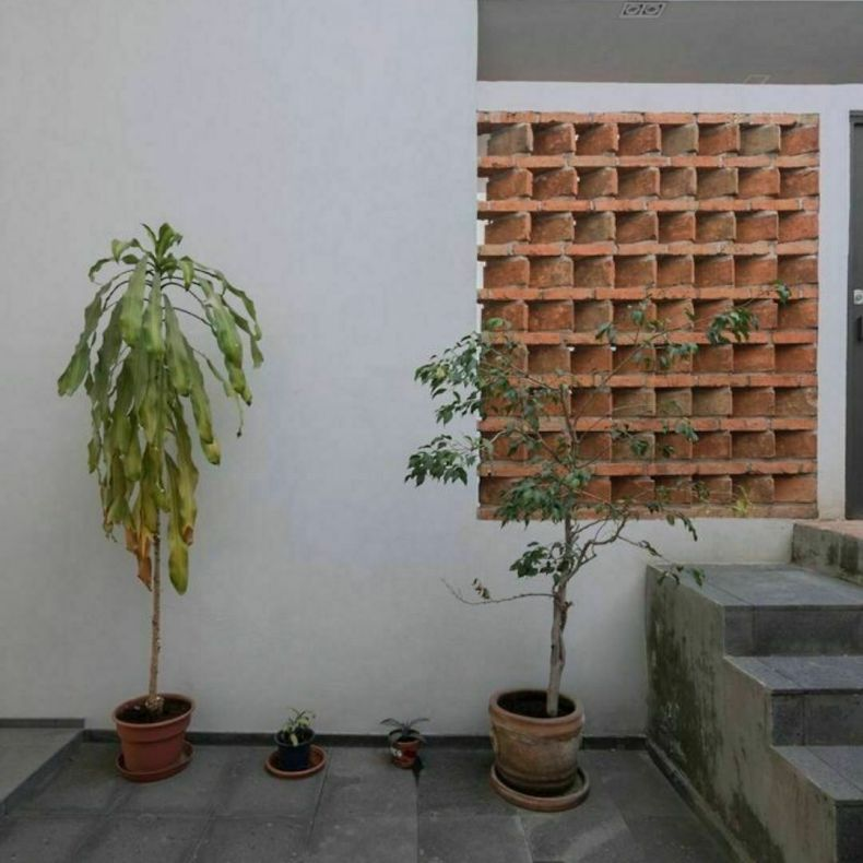 TIPOS de APAREJOS de LADRILLO - Tabiques para paredes interiores DECORACIÓN