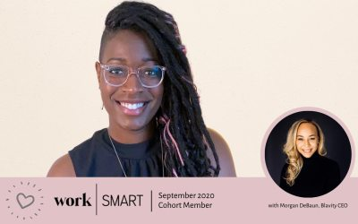 Hey Awesome Girl Founder Joins Cohort with Blavity CEO Morgan DeBaun