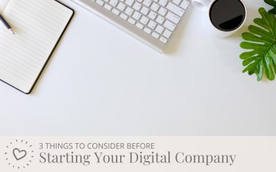 3 Things to Consider Before Starting Your Consulting Business