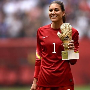 Hope Solo U.S. Soccer Federation President