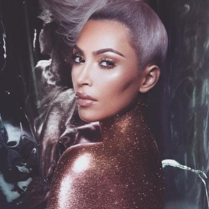 Kim Kardashian Beyonce Photo Shoot