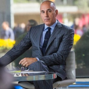 Matt Lauer Sexual Harassment Allegations
