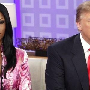 Omarosa Manigault Newman Donald Trump Fired
