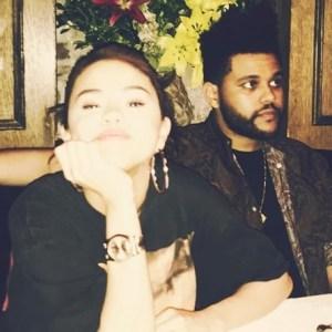 Selena Gomez The Weeknd Apologies