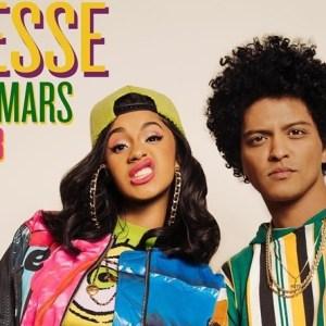 Cardi B Bruno Mars 'Finesse' Video
