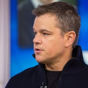 Matt Damon TODAY Show MeToo Movement