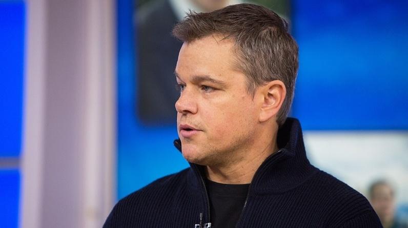 Matt Damon TODAY Show MeToo Movement