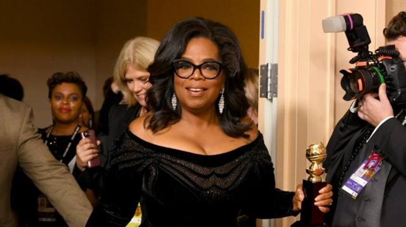 Oprah Winfrey Donald Trump 2020 Election