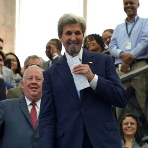 John Kerry Donald Trump Girther Movement
