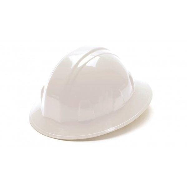 Pyramex White Hard Hat
