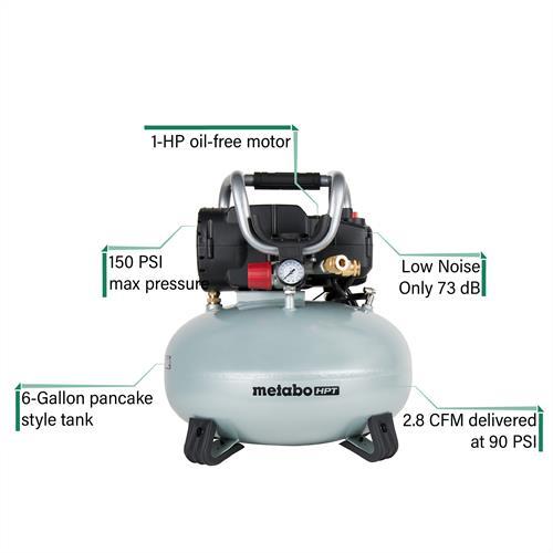 EC710S air compressor