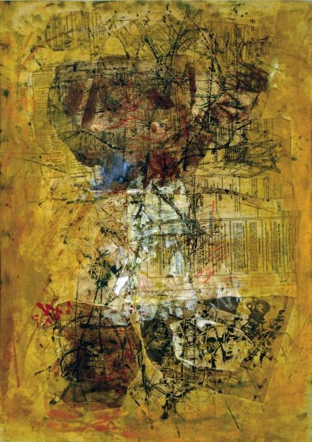 Stuart Sutcliffe, Untitled, 1961-62