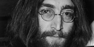 John Lennon in 1969