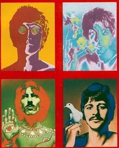 Avedon Beatles 1967