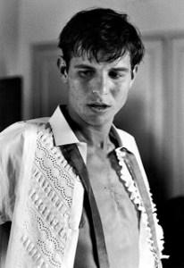 "Portrait of Cordobes, ""La Quinta Beatle,"" Spanish bullfighter, from Brian Epstein and Bullfighting"