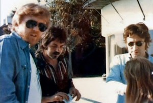 Lennon, McCartney, and Nilsson