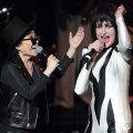 Yoko Ono and Siouxsie wrap up Meltdown with Walking On Thin Ice.