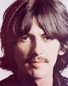 George Harrison in 1968