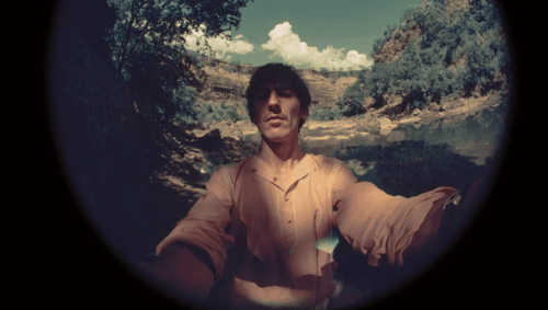 Harrison India 1966 fisheye 2