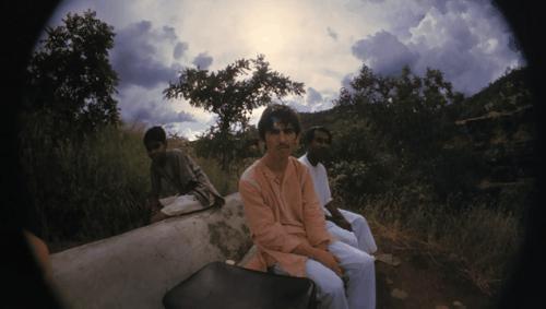 Harrison India 1966 fisheye 6