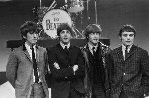 The Beatles and Jimmy Nichol