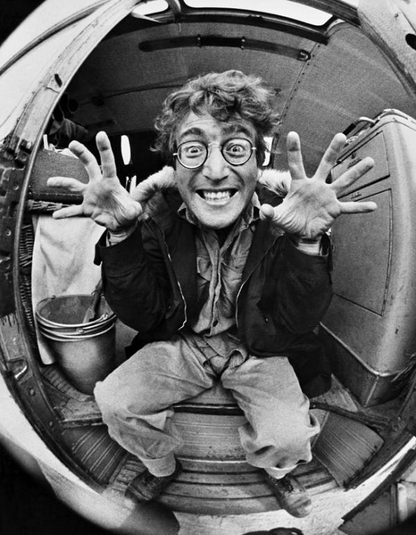John Lennon, Almeria Spain, 1966
