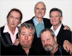 Monty Python in 2014