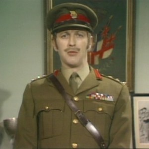 Graham Chapman Colonel