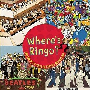 Where's Ringo cover