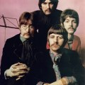 Beatles in 1967 with mustaches