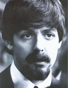 Paul mustache hard days night