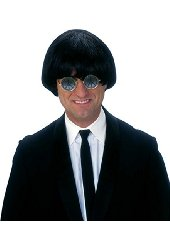Guy in Beatle wig
