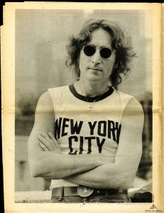 Lennon New York City Gruen