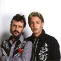 Paul and Ringo cowboys
