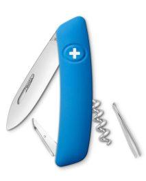 KNI.0010.1030 SWIZA knife DO1 blue