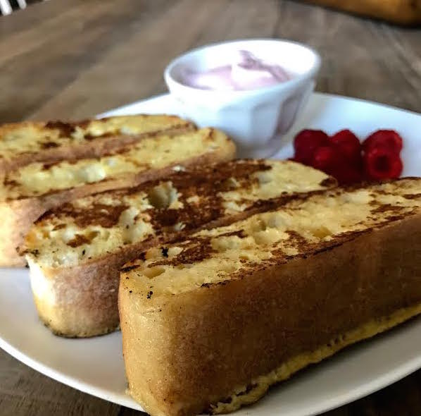 What's For Breakfast: Coffee Creamer French Toast
